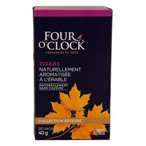 Four O'Clock - Maple Herbal Tea 20 bags