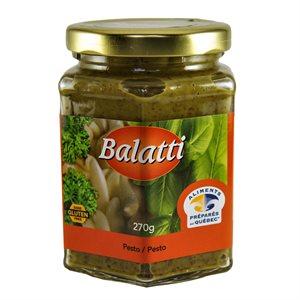 Pesto basilic - Balatti 270g