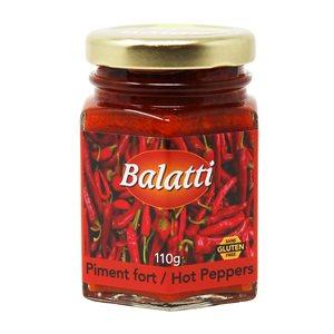 Piments forts - Balatti 110g