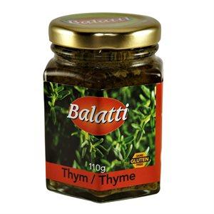 Thym - Balatti 110g