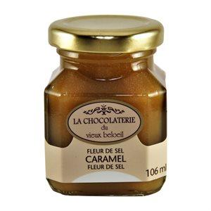 Fleur de Sel Caramel - La Chocolaterie du Vieux Beloeil 106ml