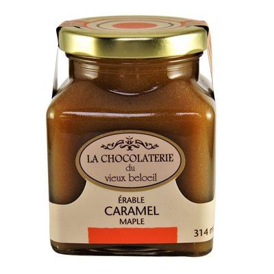 Caramel à l'érable - La Chocolaterie du Vieux Beloeil 314ml