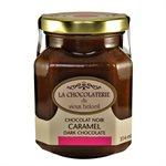Caramel au chocolat noir - La Chocolaterie du Vieux Beloeil 314ml