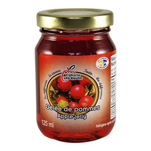 Verger Léo Boutin - Apple Jelly 125ml