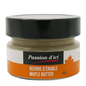 Passion d'ici - Maple Butter 180g