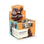 Guimauves enrobées de chocolat noir - Chocolaterie des Pères Trappistes 18g