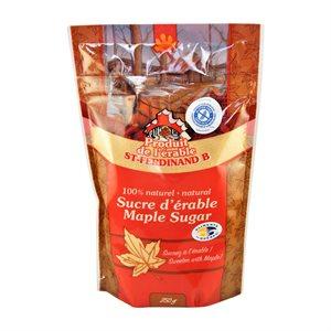 Sucre d'érable granulé - Produits de l'érable St-Ferdinand B 250g