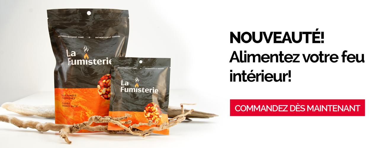 Fumisterie - Nouveau Produit